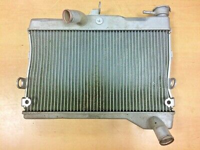 GENUINE <em>YAMAHA</em> MT07 MT 07 ENGINE COOLING RADIATOR 2014 2015 2016 14 15