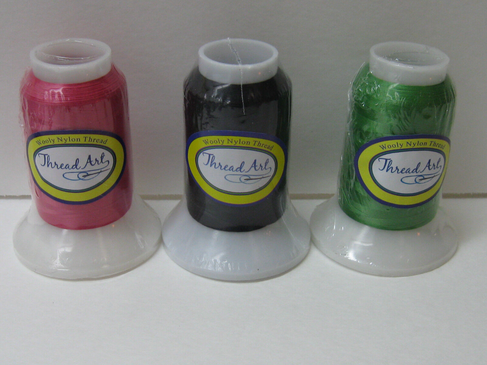 Thread Art Stretchy Sewing Serger Thread~1000 Meter Lots of