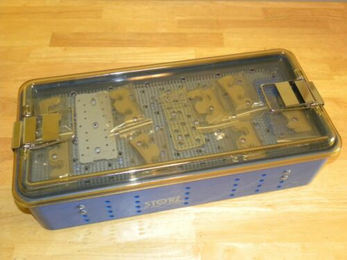 Karl Storz 39351J Endoskope Sterilization & Storage Case for Endoscope ~ NEW
