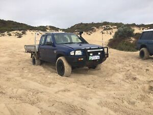 Swaps for wagon 4x4