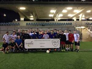 Soccer Players Needed for Revolutionary Men's Club - MRPFC Sydney City Inner Sydney Preview