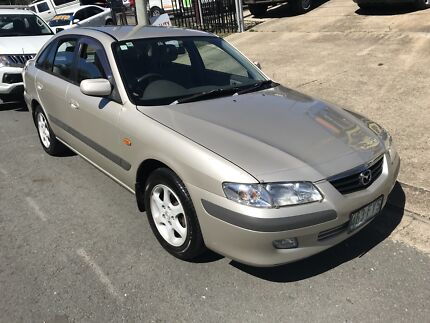 2001 Mazda 626 auto sedan Redcliffe Redcliffe Area Preview