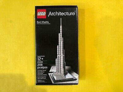 LEGO Architecture Burj Khalifa 21008