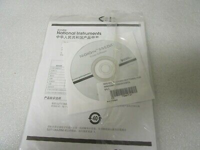 National Instruments Ni-daqmx 8.9.5 Driver Software For Windows 2000 Xp Vista