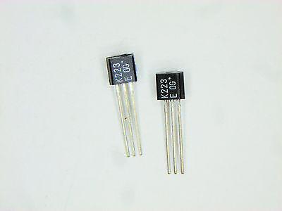 2sk223 Original Sanyo Fet Transistor 2 Pcs