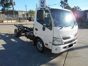 ** 2016 HINO 300-616 MEDIUM AUTO CAB-CHASSIS Arndell Park Blacktown Area Preview