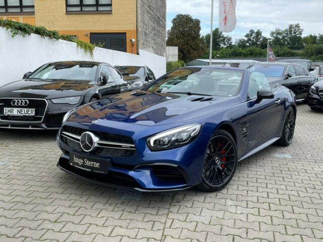 Mercedes-Benz  SL 63 AMG Driver's Package*Night-Paket*3D B&O