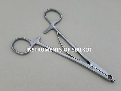 Raney Scalp Clip Applying Forceps Neuro Surgical Instruments Free Shipping