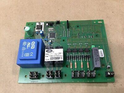 Apelco Carel Ap0767b Alf 94v-0 Circuit Board Ei3813.6 Display Board 10z29