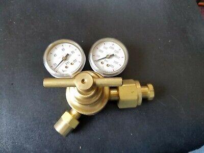 Victor Sr5b Oxygen Regulator W Sa-479 Gauges