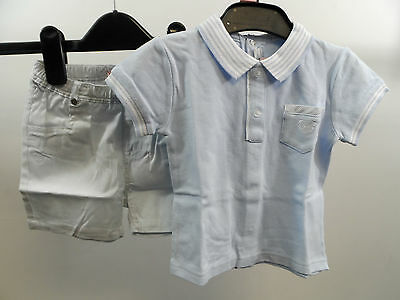 mirtillo kids wear shorts & t-shirt set AGE 12 MONTHS RRP £35 NEW BOX82 56 K