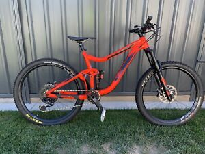 2018 Giant Reign 1 Large