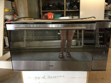 Omega oven