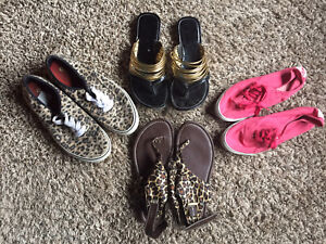 Lot of Women's Shoes. Size 8