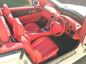 Mercedes-Benz SLK230 Convertible R170 Sydney City Inner Sydney Preview