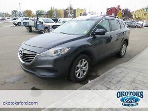 2013 Mazda CX-9 GS Clean Carfax report, 3.7L V6, 7 Seater SUV
