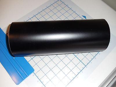 Black Vinyl 12 Roll Sheet Series 3 Matte Vinyl Wallscrap Bookhobby Etc.