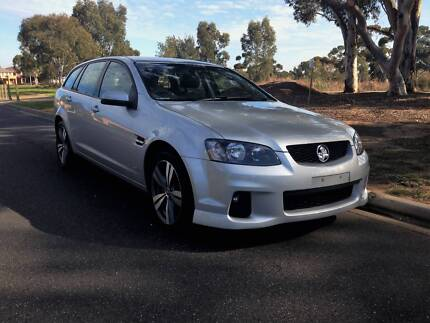 2011 Holden VE Series II Commodore SportsWagon Auto SV6 Omega Deer Park Brimbank Area Preview