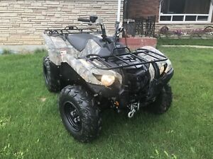 2015 Grizzly 700  EPS