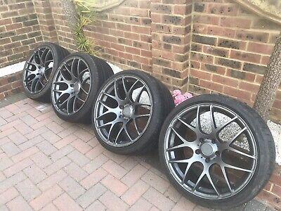 Fox 19 Inch Alloy Wheels