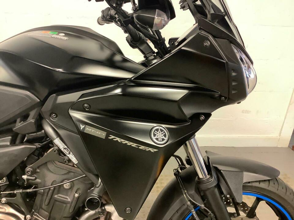 YAMAHA TRACER 700 MT07 TR 2018 / 68 - ONLY 2604 MILES - PRISTINE CONDITION