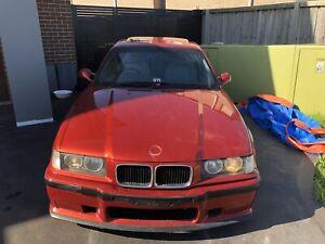 BMW e36 325i Manual