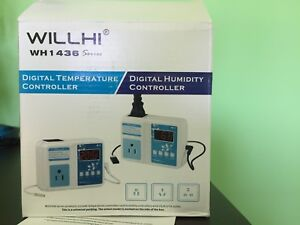 WILLHI WH1436 Digital humidity controller