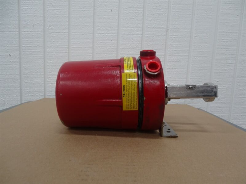 Badger Meter Inc. 1004GCN36SV0EBEP36 Research Control Valve ACT. 24/DC SIG 4-20