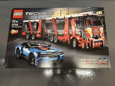 LEGO 42098 Technic Car Transporter 2 in 1 Truck Set Brand NEW