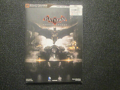 Batman: Arkham Knight Signature Series Guide by Prima Games Staff and...