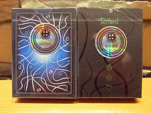 Tendril Ascendant & Nightfall Individual Edition by Encarded 2 DECKS SET - Italia - Tendril Ascendant & Nightfall Individual Edition by Encarded 2 DECKS SET - Italia
