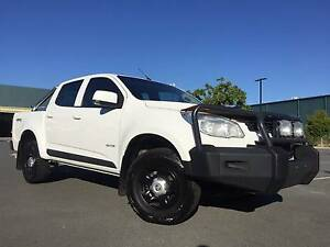 2014 Holden Colorado Ute 4x4 automatic great value Arundel Gold Coast City Preview