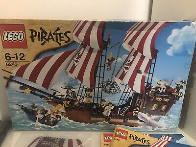 LEGO Pirates Großes Piratenschiff (6243) for sale  Shipping to Nigeria