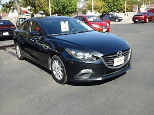 2014 MAZDA MAZDA3 GS-SKY- REAR VIEW CAMERA, BLUETOOTH, SPEED CON