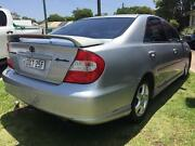 2002 Toyota Camry Sportivo Manual 2.4L Mayfield East Newcastle Area Preview