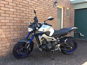 Yamaha MT-09A Rathmines Lake Macquarie Area Preview