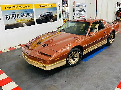 1985 Pontiac Firebird - TRANS AM - 5 SPEED - 8,650 ORIGINAL MILES - SEE 1985 Pontiac Firebird, Russet Met. / Champagne with 8,648 Miles available now!
