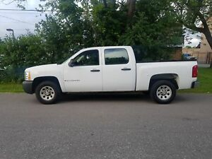 2009 Chevrolet Silverado 1500 WT AUTOMATIC AC EXT CAP WELL MAINT