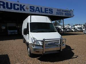 2007 Iveco Daily Jumbo Van Rocklea Brisbane South West Preview