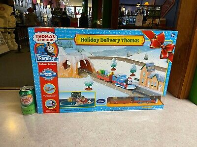 BIG Thomas & Friends NIP New Trackmaster Railway Train System HOLIDAY DELIVERY