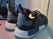 ADIDAS NMD R1 BLACK COLOR SIZE 9.5 US Surry Hills Inner Sydney Preview