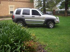 CHEROKEE limited edition 4x4 Ideal SUV $6950 College Park Norwood Area Preview
