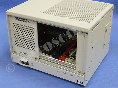 National Instruments Ni Pxi-1031 Chassis 4-slot Pxi Mainframe