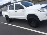 TOYOTA HILUX SR!! 4x4 Oxenford Gold Coast North Preview