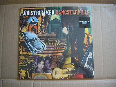 JOE STRUMMER - GANGSTERVILLE - 12* P/S - RECORD STORE DAY RSD 2016 - CLASH - NEW