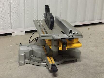 "Dewalt D27111 12""/305mm Table Top Slide Compound Mitre Saw 240v Warriewood Pittwater Area Preview"