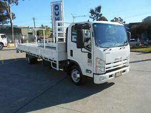 ** 2014 ISUZU NPR 300 X-LONG TRAY TOP ** Arndell Park Blacktown Area Preview