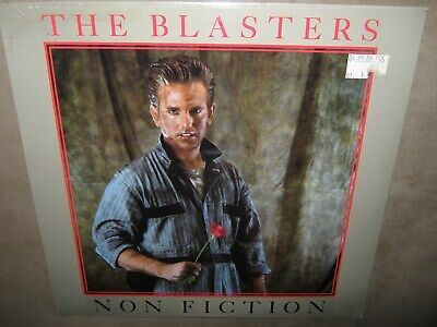The BLASTERS Non Fiction RARE FACTORY SEALED New Vinyl LP 1983 23818-1