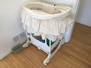 Baby Bassinet/Changing Table