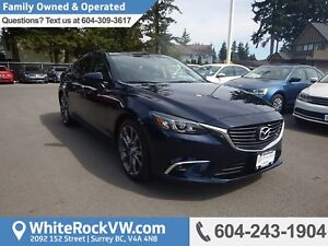 2016 Mazda Mazda6 GT Navigation, Power Moonroof, Radio Data S...